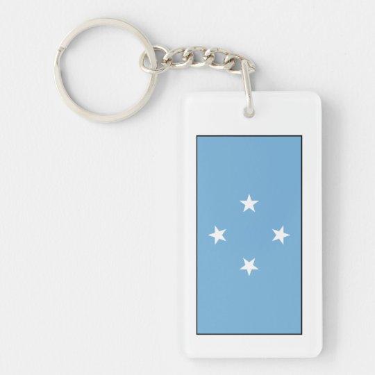 Micronesia – Micronesian Flag Keychain
