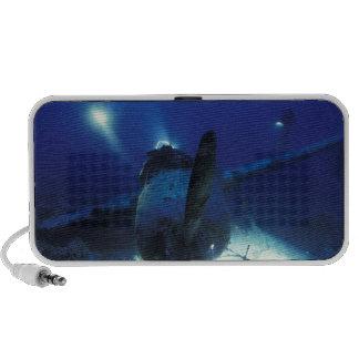 Micronesia, Palau, World Heritage Site. Divers Notebook Speakers
