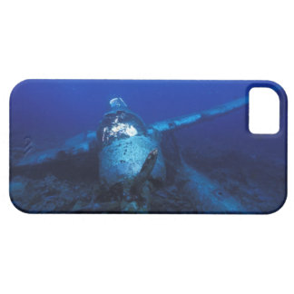 Micronesia, Palau, World Heritage Site. WWII iPhone 5 Cases