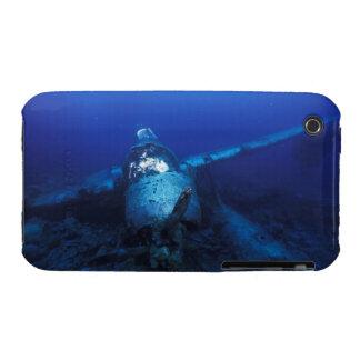 Micronesia, Palau, World Heritage Site. WWII iPhone 3 Cover