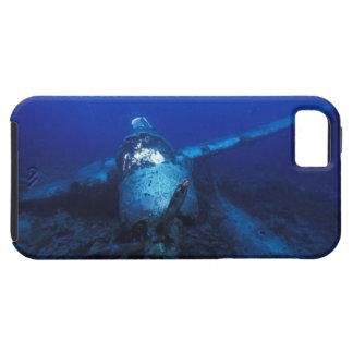 Micronesia, Palau, World Heritage Site. WWII iPhone SE/5/5s Case