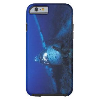 Micronesia, Palau, World Heritage Site. WWII Tough iPhone 6 Case