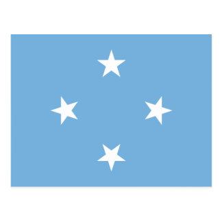 Micronesia Tarjeta Postal