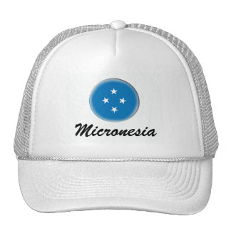 Micronesia Trucker Hat
