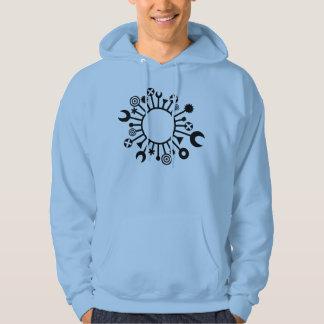microorganism - Black Sweatshirt