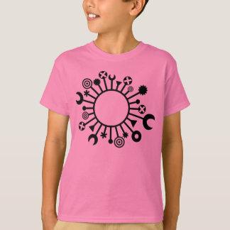 microorganism - Black T-Shirt