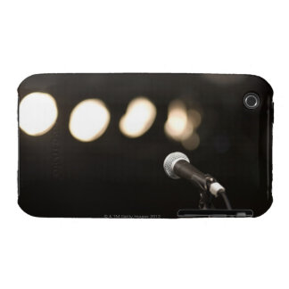Microphone and Spotlights iPhone 3 Case-Mate Cases
