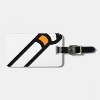 Microphone Announcement Icon Tag For Luggage