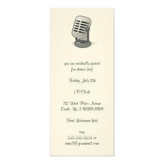 Microphone Card