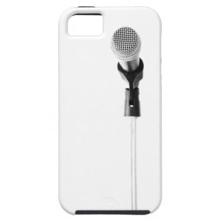 Microphone iPhone 5 Case