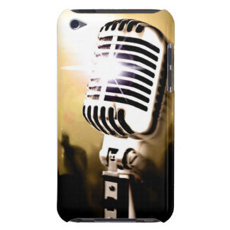 Microphone Case Cover iPod Touch Case