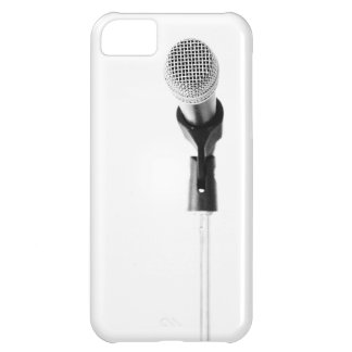 Microphone Case For iPhone 5C