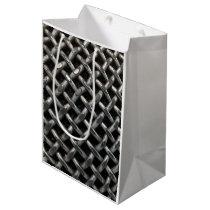 Microphone Close Up Medium Gift Bag