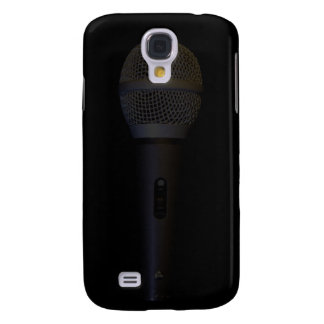 Microphone - Dimmed Close-Up Galaxy S4 Case