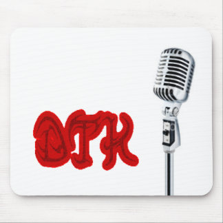 Microphone DTK Mouse Pad