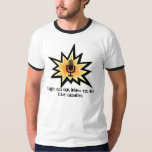 Microphone explosion T-Shirt