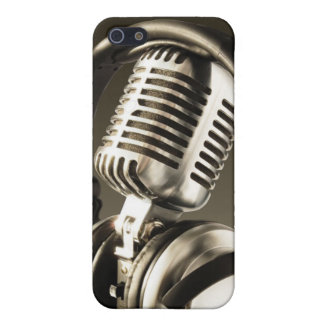Microphone & Headphone iPhone4 Case Cover iphone 4