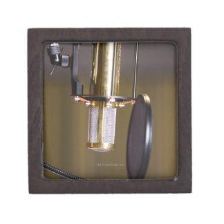 Microphone in Studio Gift Box
