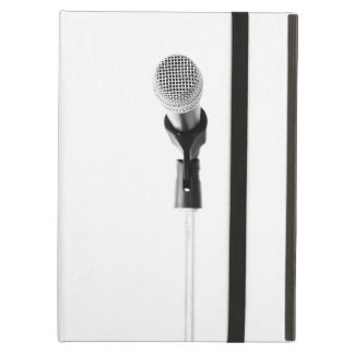 Microphone iPad Air Cover