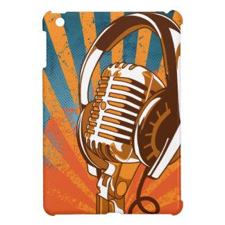 Microphone iPad Mini Cover