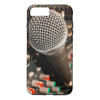 Microphone iPhone 7 Plus Case
