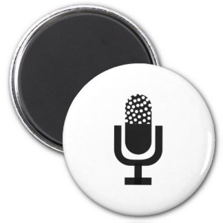 Microphone Magnet