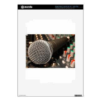 Microphone Mixer Cable Microphone Cable Singing iPad 3 Skin