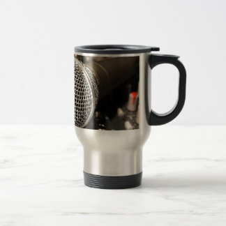 Microphone Mixer Cable Microphone Cable Singing Travel Mug