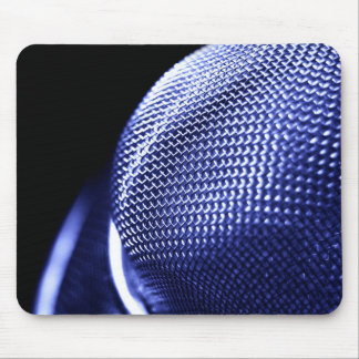 Microphone Mouse Pad