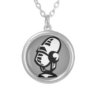 Microphone - Necklace