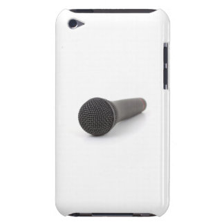 Microphone Photo Barely There iPod Case