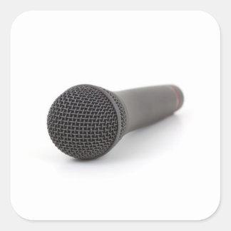 Microphone Photo Sticker