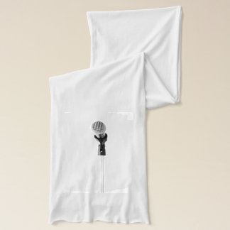 Microphone Scarf