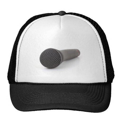 Microphone Trucker Hat