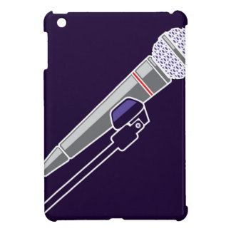Microphone Vector iPad Mini Cover