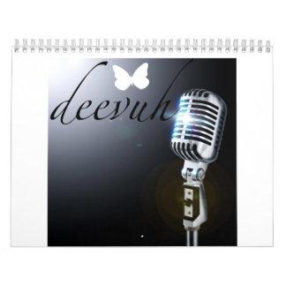 microphoned calendar