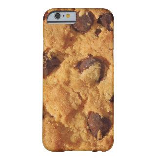 Microprocesador de chocolate funda de iPhone 6 barely there