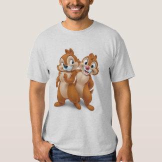 """Microprocesador """"n"""" Dale Disney Camisas"""