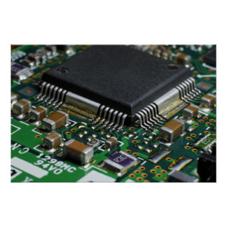 Microprocesador Posters