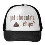 ¿Microprocesadores de chocolate conseguidos? Gorra
