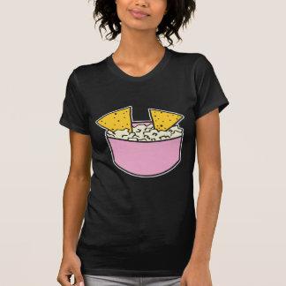 microprocesadores de tortilla en la inmersión camiseta