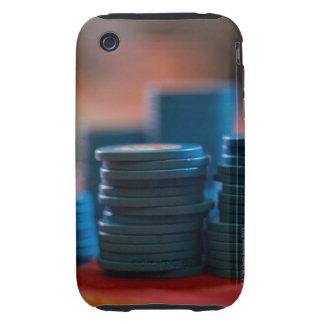 Microprocesadores en la apuesta de la tabla tough iPhone 3 protectores