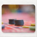 Microprocesadores en la apuesta del cuadro 3 alfombrillas de ratones
