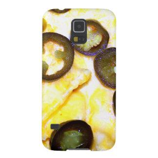 Microprocesadores, queso y Jalapenos Carcasa De Galaxy S5
