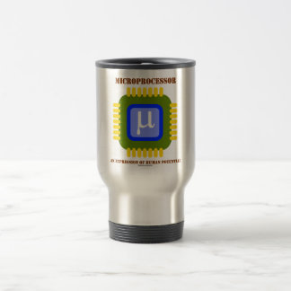 Microprocessor An Expression Of Human Potential Mug