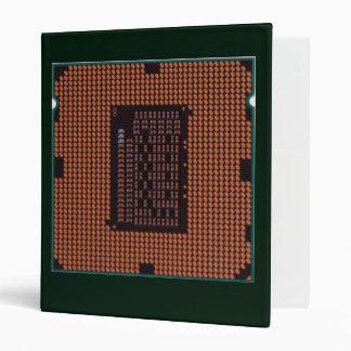 microprocessor binder