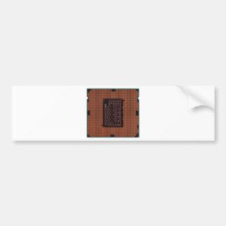 microprocessor bumper sticker