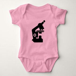 Microscope Baby Bodysuit