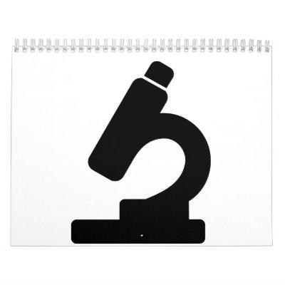 Microscope Calendar