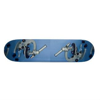 Microscope Custom Skateboard